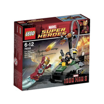 Lego Super Heroes Marvel Iron Man Vs The Mandarin 76008