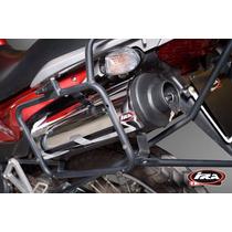 Escape Porta Objeto Honda 400 Falcon Mod Nuevo C/cerraje