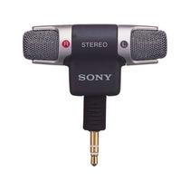 Microfono Sony Ecm-ds70p Gopro Grabadora