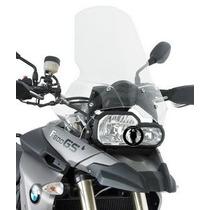 Parabrisa Elevado Motos Gs 800 F Bmw Burbuja Cupula Acrilico