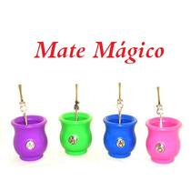 Mate Magico Con Bombilla