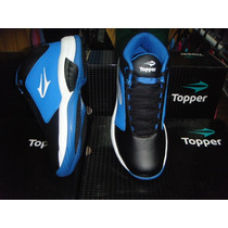 Zapatillas De Basquet Topper Del 38 Al 46