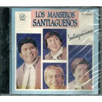 Los Manseros Santiagueños Santiagueñisimos Cd Coleccion 1994