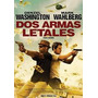 Dvd 2 Armas Letales Two Guns Con Denzel Washington Original