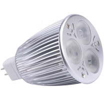 Lámpara Dicroica Led 9 Watts 12 Volts 50.000 Hs De Vida Útil