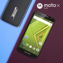 Celular Motorola Moto X Play 4g Lte 32gb 21 Mpx 5,5 Arg