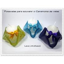 Posavela Souvenir Ceremonia De Velas Vitrofusion