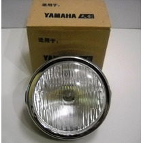 Farol Óptica Delantera Yamaha Ybr 125