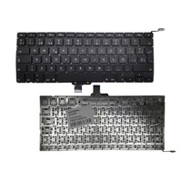 Teclado Retroiluminado Macbook Pro A1278 Español C/led