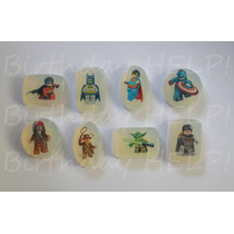 Lego Star Wars Batman Superman Souvenirs Jabones Zona Centro
