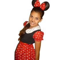 Disfraz De Minnie Para Niña - Minnie Mouse