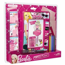 Barbie Tablero Diseño De Moda Mix And Match Combina Como Qui