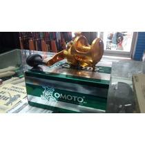 Reel Rotativo Omoto Vs-10 Taiwanes, Hermoso Y Muy Potente ..