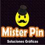 Pin Botón Imán Redondo 55 Mm Personalizados Souvenirs !!!