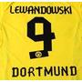 Estampado Nombre Numero Puma 2013-14 Borussia Dortmund