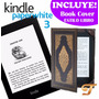 Kindle Paperwhite 3 E-reader Book + Funda Book Einstein!