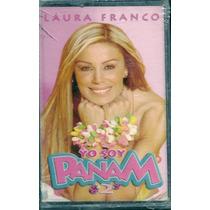 Laura Franco Yo Soy Panam Cassette Nuevo Cerrado