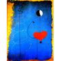 Cuadros Joan Miro En Canvas De Algodon Con Bastidor