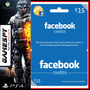 Facebook Credits 15 Usd - Gamespy