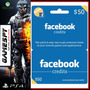 Facebook Credits 50 Usd - Gamespy