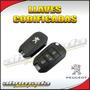 Copia Llave Con Telemando Original Peugeot 208