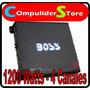 Potencia Boss Riot 3004 1200 Watts 4 Canales - Linea 2014
