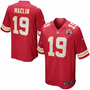 Camiseta Kansas City Chiefs #19 Maclin Nfl