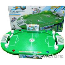 Metegol De Mesa Aire Air Football Ditoys Original Palermo