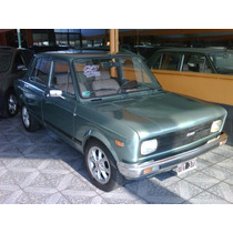 Fiat 128 Europa Impecable 1982