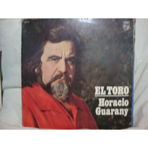Long Play Disco Vinilo Horacio Guarany El Toro