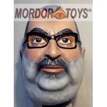 Jorge Lanata Máscara De Látex Disfraz Halloween Mordortoys