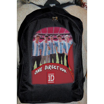 One Direction Mochilas Para El Cole!!!