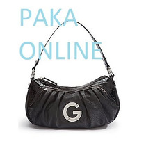 Cartera Guess Amori Black Y White Cr189612 Factura A Y B
