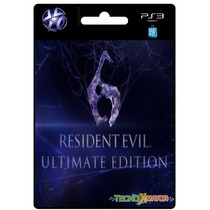 | | Resident Evil 6 Ultimate Edition Juego Ps3 | Microcentro