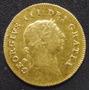 1/2 Guinea Georgius Iii Reino Unido 1806 Oro 22k Impecable
