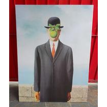 Cuadros Rene Magritte En Tela Canvas Bastidor Impresiones