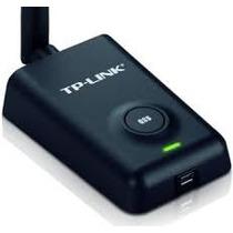Placa Red Usb Wifi Tp Link Tl-wn 7200nd 150m Rompe Muros