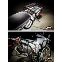 Combo 2 - P. Equipaje Y Soportes - Honda 250 Xr Tornado