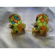 Souvenirs Con Vitraux Para Comunion Con Porcelana Fria