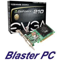 Placa Video Evga Geforce 210 1gb Hdmi Dvi Vga Local Rosario