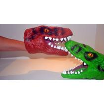 Puño Guante Dinosaurio Rex