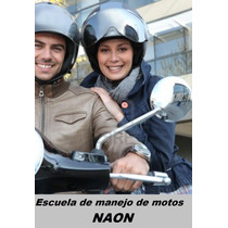Escuela De Manejo De Motos Naon, Instructores Calificados