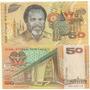 Billete Papua Nueva Guinea 50 Kina Año 1989 Oferta!!!