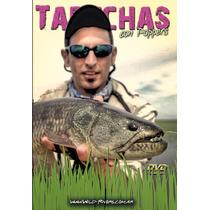 Video De Pesca De Tarariras Con Moscas De Superficie - Dvd
