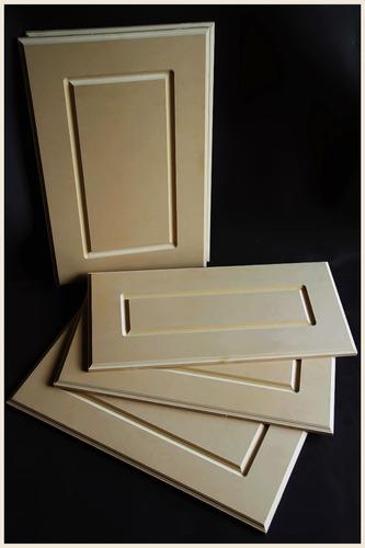Puertas para mueble de cocina en mdf para laquear o for Puertas para muebles de cocina precios