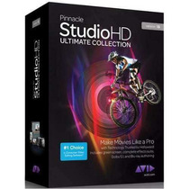 Pinnacle Studio 15 Ultimate Version Monster Gold De 17 Dvds