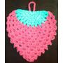 Agarradera Tejida Al Crochet