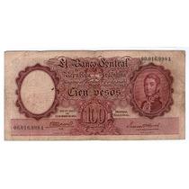 Bottero 2030 100 Pesos Moneda Nacional