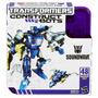 Transformers Construct Bots - Soundwave C/ Estuche