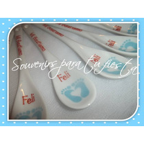 Cucharas De Porcelana Souvenirs!!!